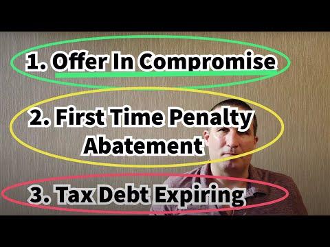 IRS Debt Forgiveness Explained