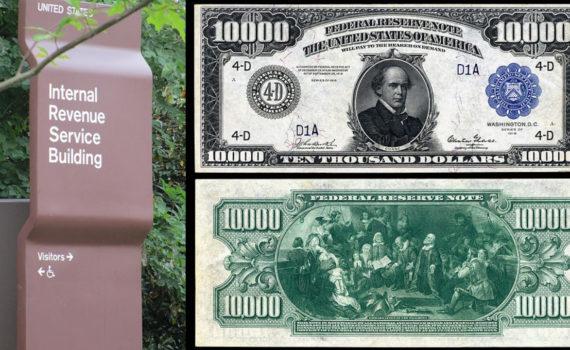 IRS 10,000