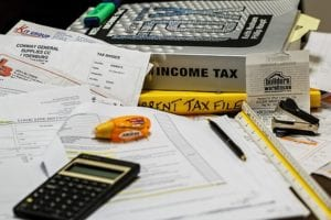 The Process Of Filing Taxes
