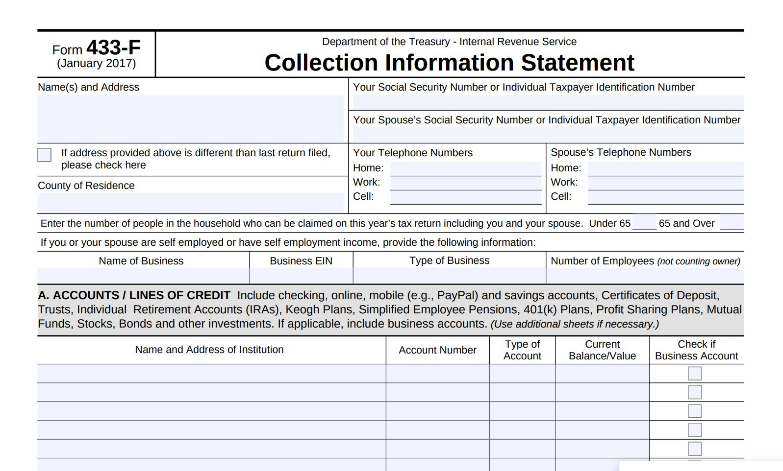 IRS Collections: What You Should Know About Back Taxes