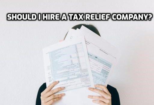 tax relief company help