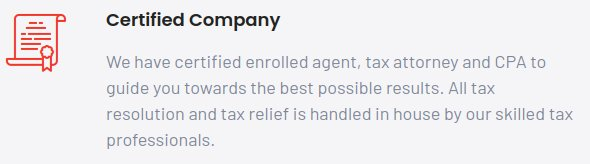 Republic-Tax-Relief-site-errors