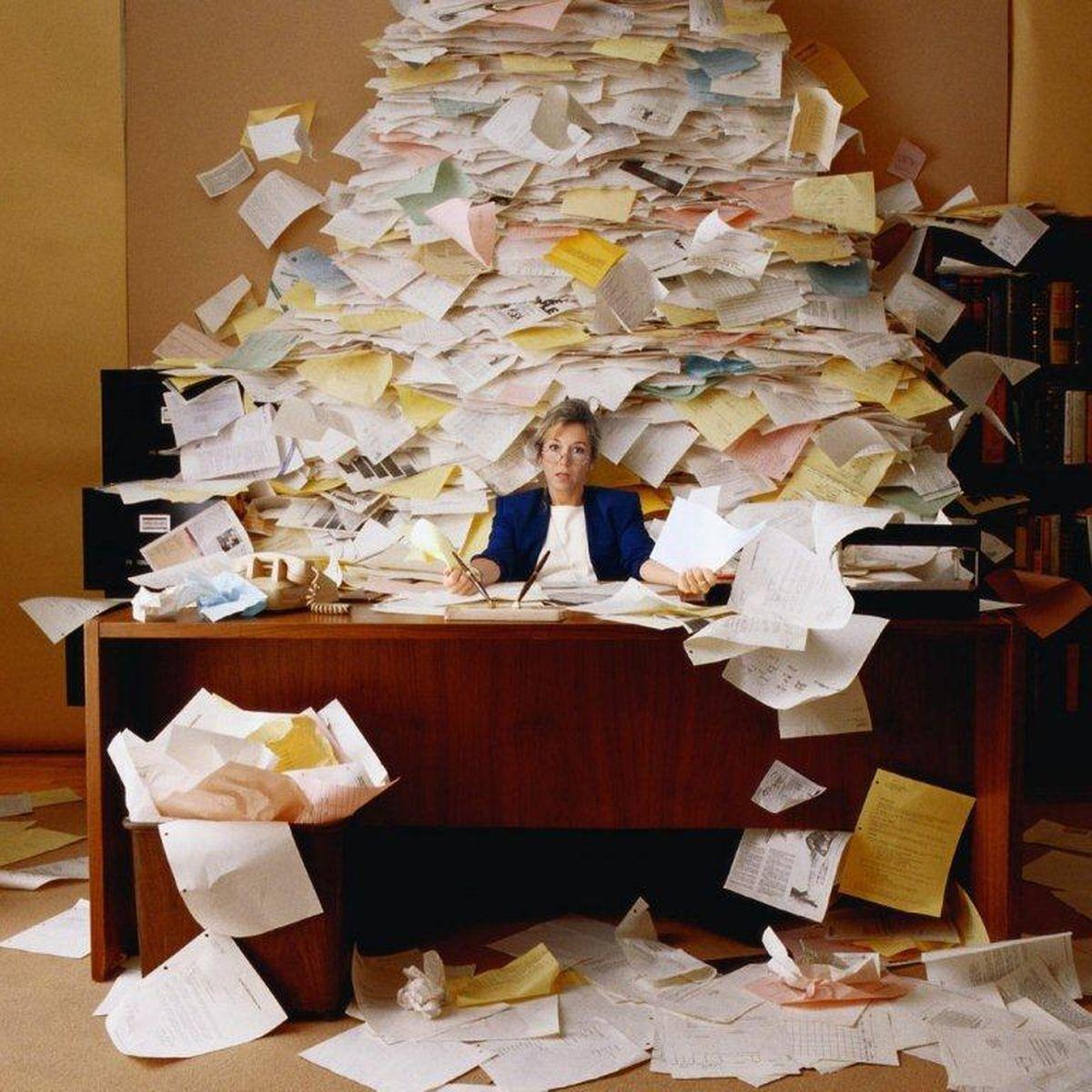 too-much-paperwork