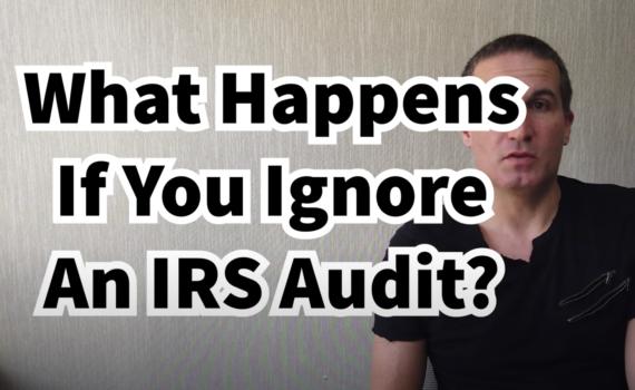 ignore irs audit